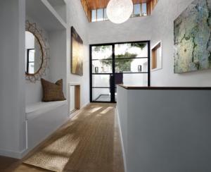 Barton Greenbelt Home (Interior, Entry Way)